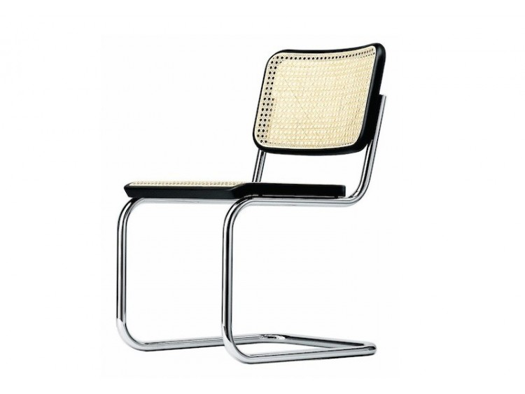 The tubular steel cantilever chair S 32