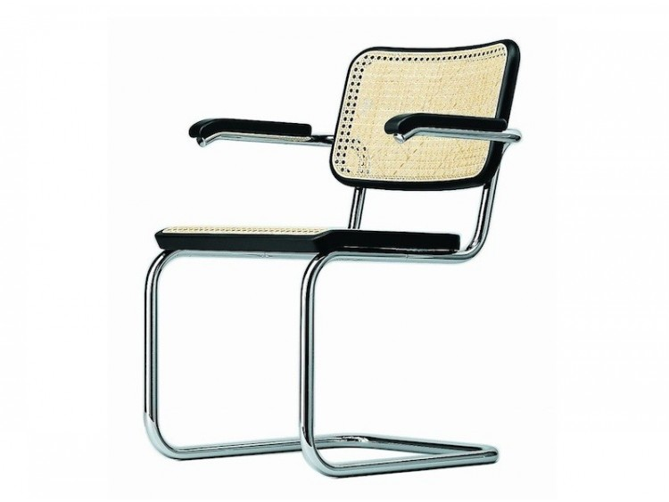 The tubular steel cantilever chair S 64