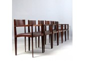 Set of Italian Dining Chairs