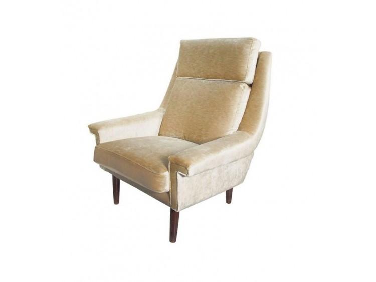 Danish Mid-Century Lounge Chair
