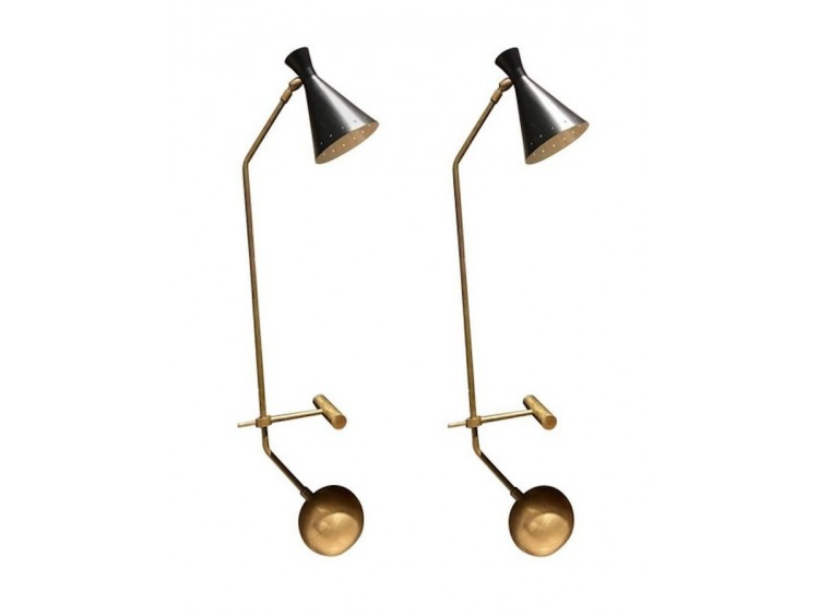 Pair of Libra-Lux Table Lamps