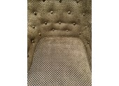 Button Tufted Lounge Chair