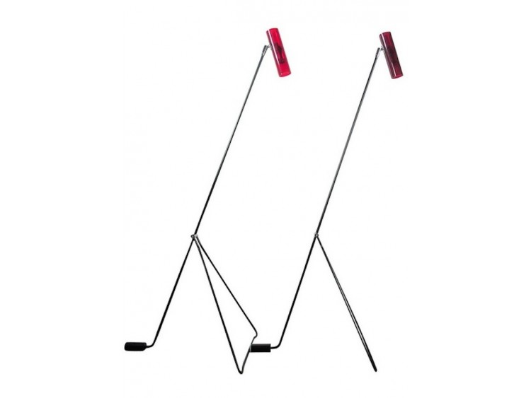 Pair of Contemporary Floor Lamps