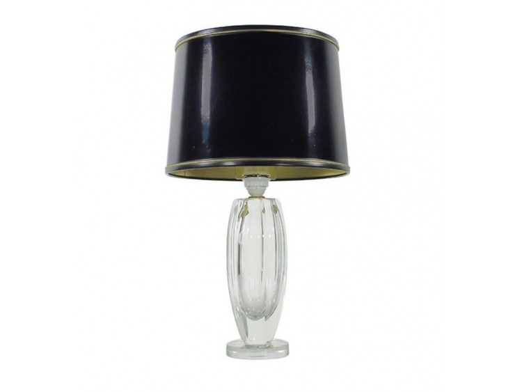 E. Bergh Glass Lamp