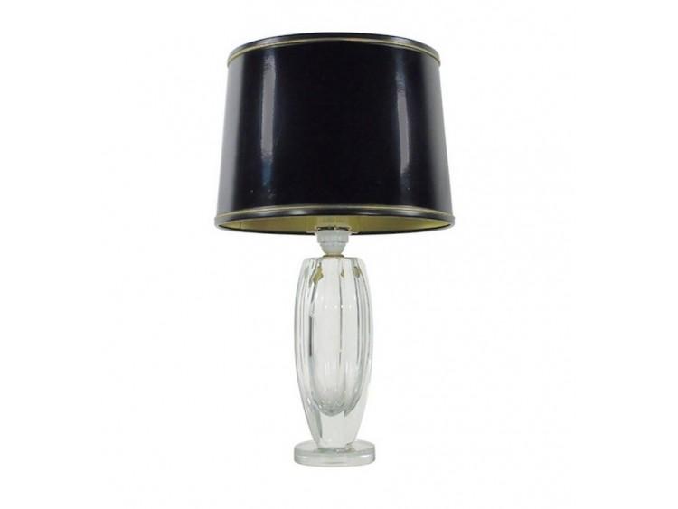 E. Bergh Glass Lamp