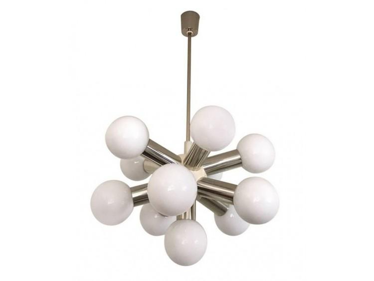 Modern Sputnik Chandelier