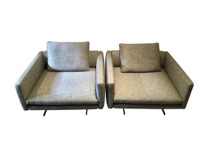 MOSS armchairs by Arketipo