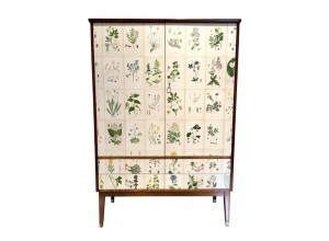 Tall Nordens Flora Cabinet