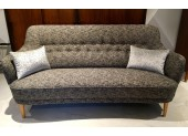 Newly Upholstered Samsas Sofa
