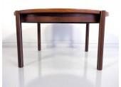 Round Mid-Century coffee table