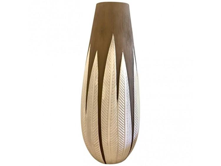 """Ceramic Floor Vase """"Paprika"""""""