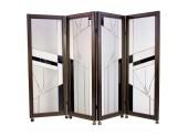 Art Deco Glass Screen by Poliarte