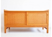 Ilse Rix Oak Sideboard by Uldum