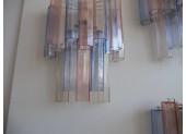 Aureliano Toso Murano Glass Wall Appliques