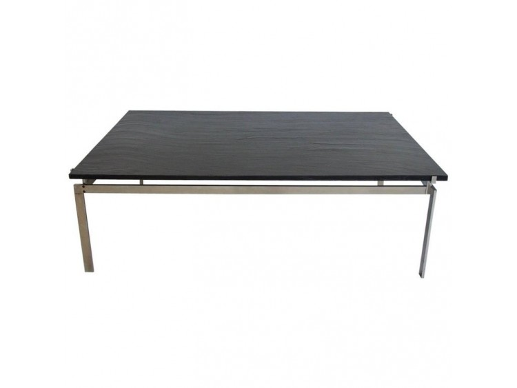 Coffee Table on the Style of Poul Kjaerholm