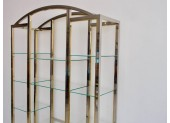 Large Shelf in the Style of Romeo Rega / Maison Jansen