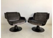 Pair of Yrjo Kukkapuro Chairs