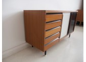 Sideboard with B&W Doors