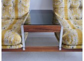 Set of Armchairs with Side Table