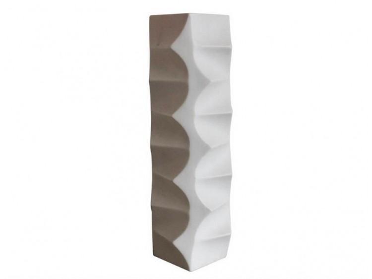 Large White Porcelain Vase