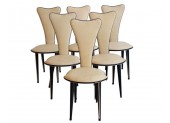 Set of Six U.Mascagni Chairs