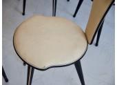 Set of Six U.Mascagni Chairs