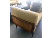 Daybed with Wicker Sides