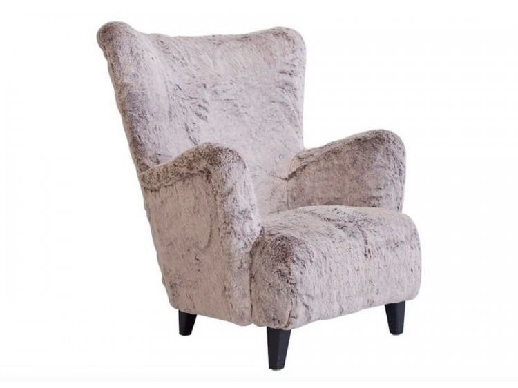 Faux Fur Armchair