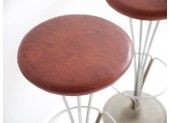Pair of Piet Hein Bar Stools