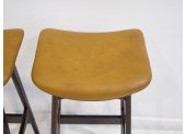 Pair of Erik Buch High Stools