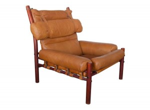 Arne Norell Inca Easy Chair