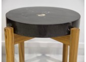 Pair of Round Side Tables