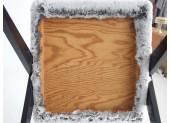 Bengt Ruda Faux Fur Chair