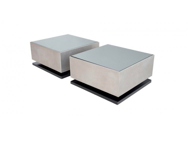 Pair of Small Side Tables