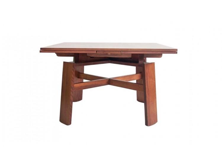 Mesa de comedor extensible por Bernini