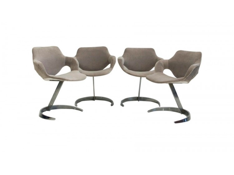 Set of Tabacoff Chairs