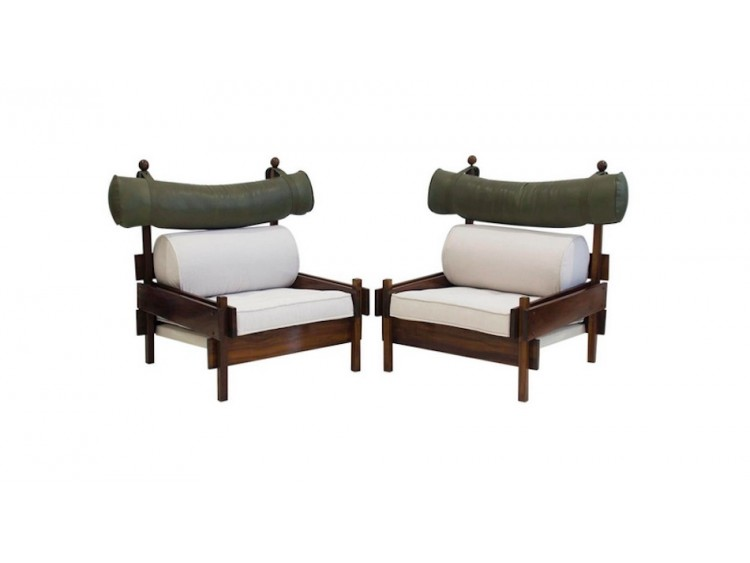 Pair of 'Tonico' Chairs