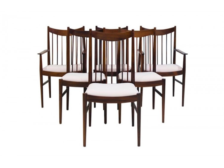 Set of Six Chairs by Sibast